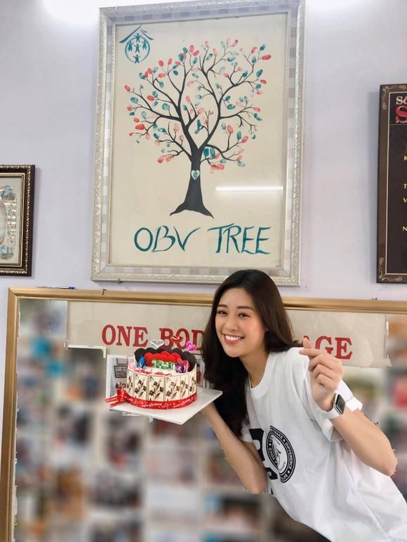 Hoa hậu Khánh Vân đồng hành cùng chiến dịch bảo vệ trẻ em bị xâm hại tình dục ảnh 1