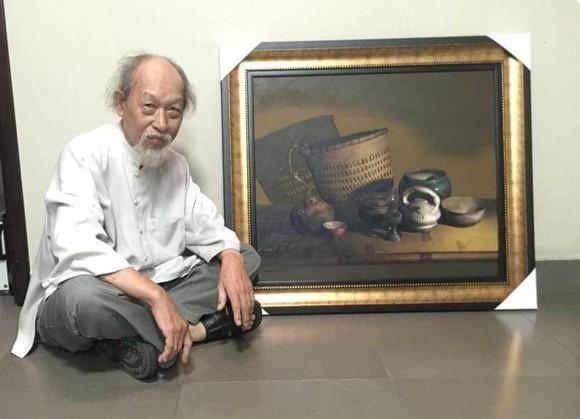 Hoạ sĩ Đỗ Quang Em qua đời ảnh 1