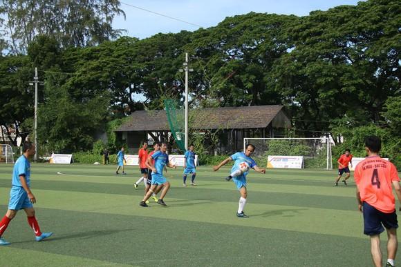 10 cơ quan báo chí tham dự Giải Bóng đá Báo chí ĐBSCL 2019 ảnh 3