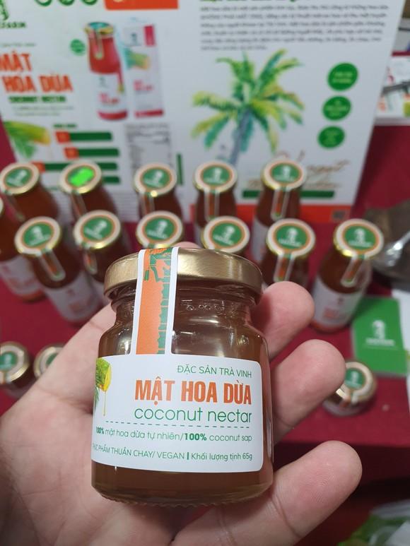Nhiều sản phẩm mới lạ của nông dân tại Hội chợ Nông nghiệp quốc tế Việt Nam ảnh 1