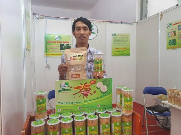 Nhiều sản phẩm mới lạ của nông dân tại Hội chợ Nông nghiệp quốc tế Việt Nam ảnh 2