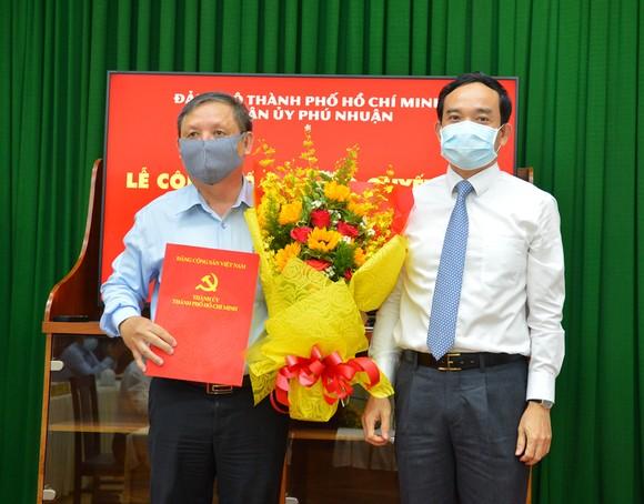 Đồng chí Phạm Hồng Sơn làm Bí thư Quận ủy quận Phú Nhuận ảnh 1