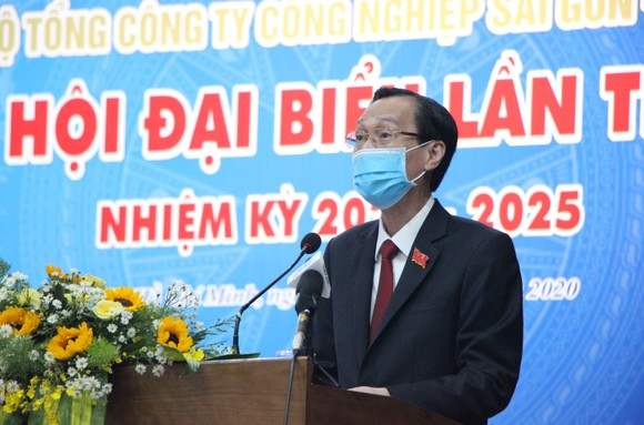 Phát triển Tổng Công ty Công nghiệp Sài Gòn thành doanh nghiệp mạnh đa ngành ảnh 1