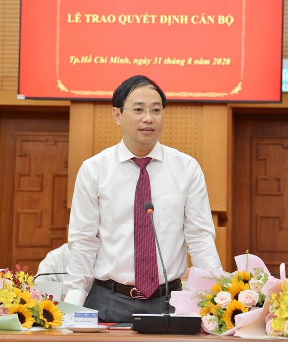 Chỉ định đồng chí Đào Gia Vượng làm Phó Bí thư Huyện ủy huyện Bình Chánh ảnh 2