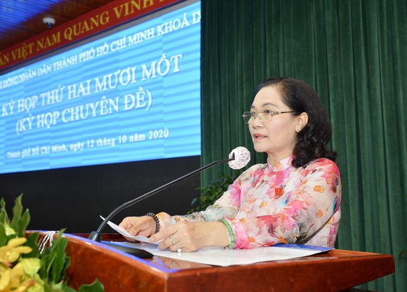 HĐND TPHCM tán thành chủ trương thành lập Thành phố Thủ Đức ảnh 2