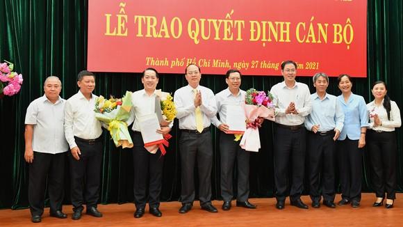 Điều động đồng chí Kiều Ngọc Vũ và Trần Hữu Phước về nhận công tác tại TP Thủ Đức ảnh 1