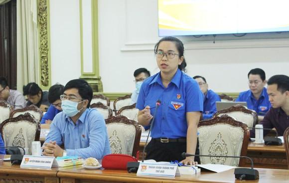 Phát huy vai trò cán bộ, công chức, viên chức trẻ trong xây dựng chính quyền đô thị ảnh 1
