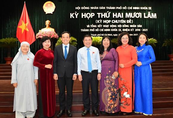Hôm nay 22-4, HĐND TPHCM khóa IX khai mạc kỳ họp thứ 25 ảnh 3