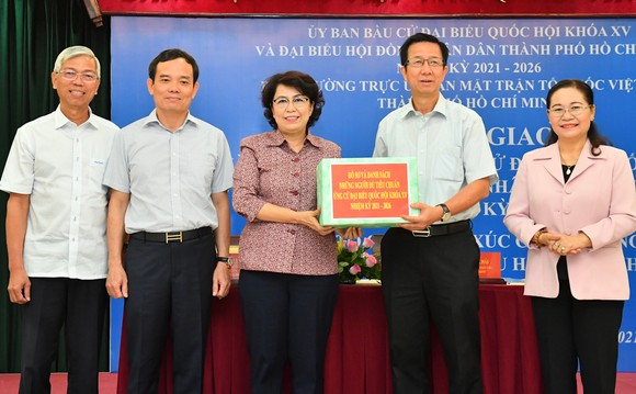 TPHCM hướng dẫn người ứng cử ĐBQH, ĐB HĐND viết tiểu sử, chương trình hành động ảnh 1