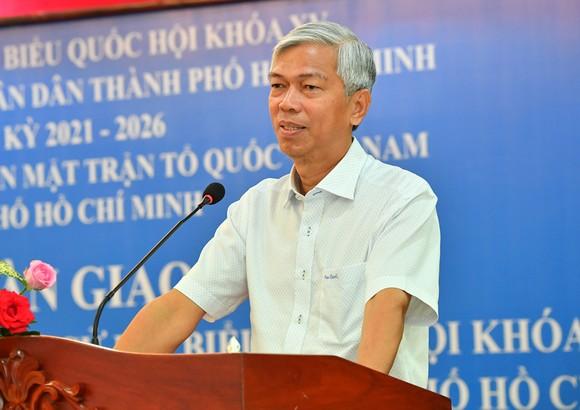 TPHCM hướng dẫn người ứng cử ĐBQH, ĐB HĐND viết tiểu sử, chương trình hành động ảnh 2