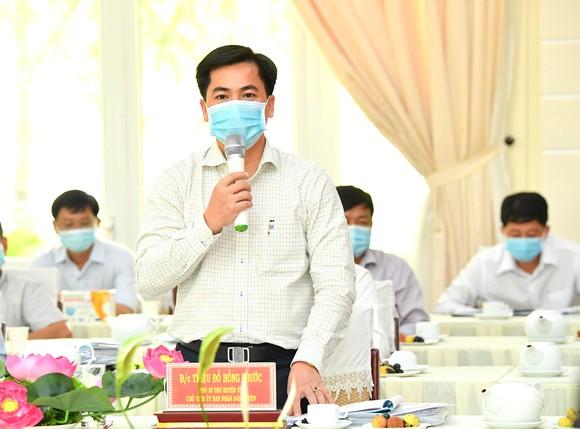 Bí thư Thành ủy TPHCM Nguyễn Văn Nên: Đặt vào vị trí người dân bị giải tỏa để cảm nhận rõ khó khăn của dân ảnh 3