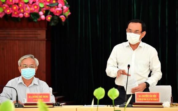 Bí thư Thành ủy TPHCM Nguyễn Văn Nên: Đặt vào vị trí người dân bị giải tỏa để cảm nhận rõ khó khăn của dân ảnh 2