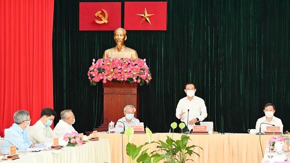 Bí thư Thành ủy TPHCM Nguyễn Văn Nên: Đặt vào vị trí người dân bị giải tỏa để cảm nhận rõ khó khăn của dân ảnh 1