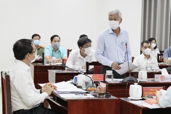 Bí thư Thành ủy TPHCM Nguyễn Văn Nên: Cần làm đúng việc, đúng vai, cố gắng đổi mới vượt qua chính mình ảnh 2