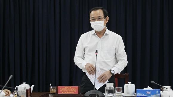 Bí thư Thành ủy TPHCM Nguyễn Văn Nên: Cần làm đúng việc, đúng vai, cố gắng đổi mới vượt qua chính mình ảnh 3