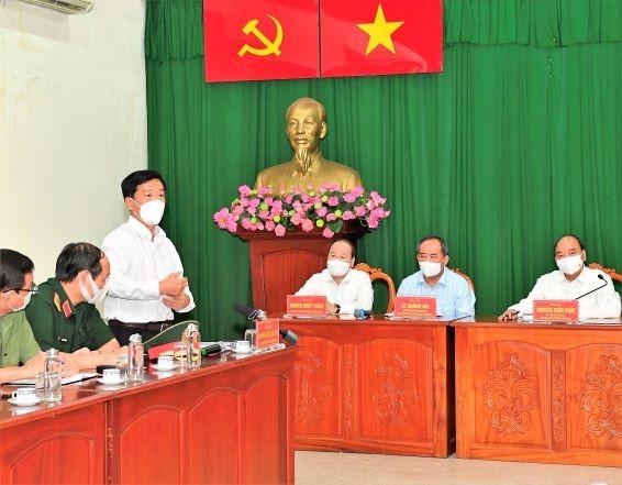 Chủ tịch nước Nguyễn Xuân Phúc: Trong vòng 2 tháng, chính quyền TPHCM phải giải quyết dứt điểm vướng mắc tại dự án Safari ảnh 3