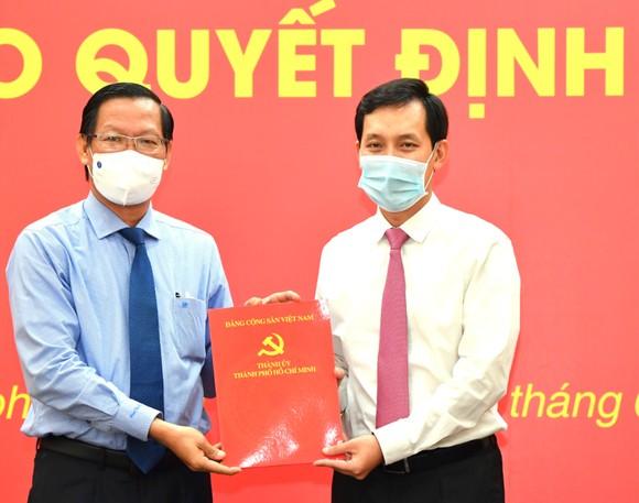 Chỉ định Chủ tịch UBND quận 10 làm Bí thư Đảng ủy Saigon Co.op ảnh 1