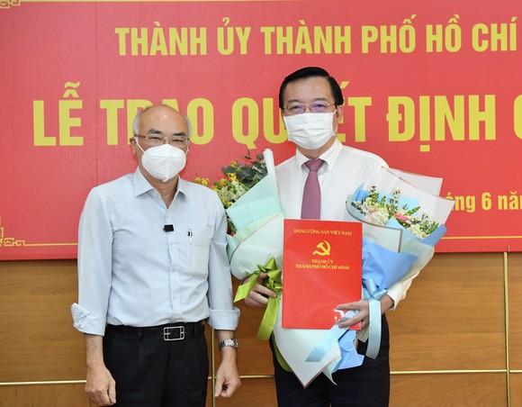 Đồng chí Lê Hồng Sơn làm Phó trưởng Ban Tuyên giáo Thành ủy TPHCM ảnh 2
