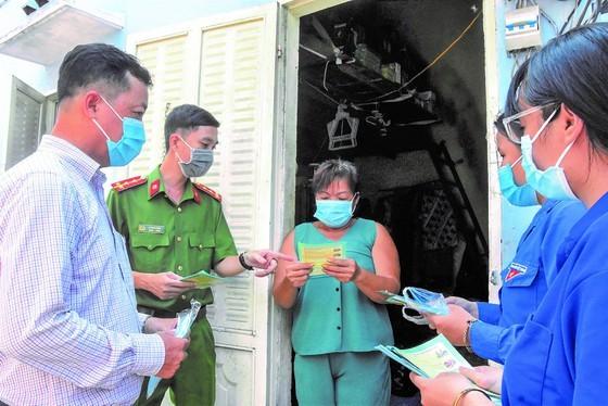 TPHCM lập tổ điều phối nhân lực tham gia phòng chống dịch Covid-19 ảnh 1