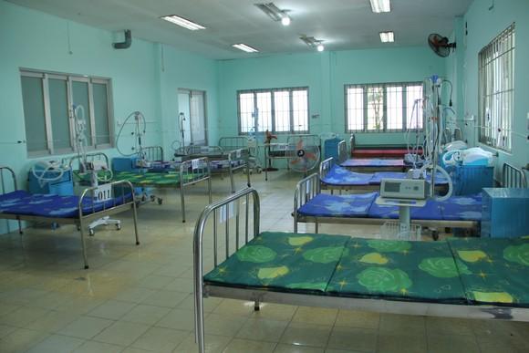 Huyện Bình Chánh đưa vào hoạt động bệnh viện dã chiến 1.000 giường ảnh 5