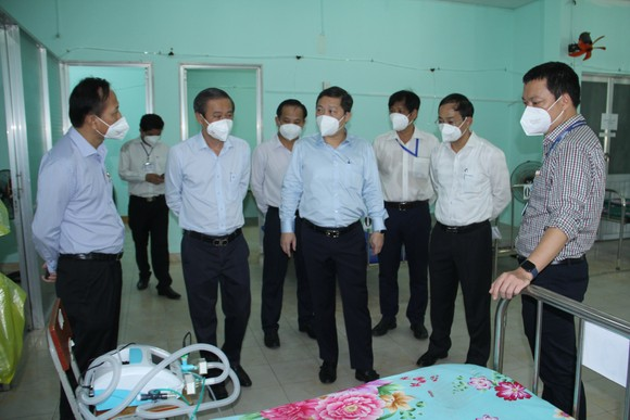 Huyện Bình Chánh đưa vào hoạt động bệnh viện dã chiến 1.000 giường ảnh 4