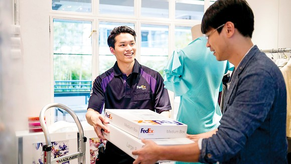 BBC Global News hợp tác cùng FedEx Express