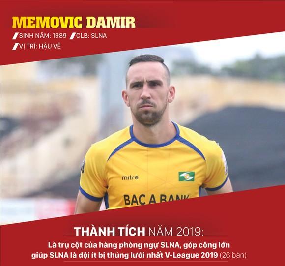 Ứng viên giải thưởng Quả bóng vàng cầu thủ nước ngoài xuất sắc 2019 ảnh 2