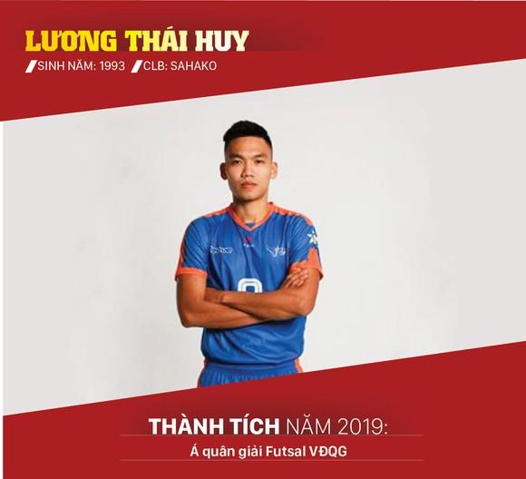 Ứng viên giải thưởng Quả bóng vàng futsal 2019 ảnh 5