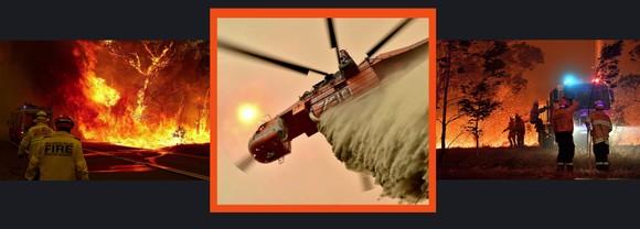 Australia 'oằn lưng' chống chọi thảm họa cháy rừng ảnh 14