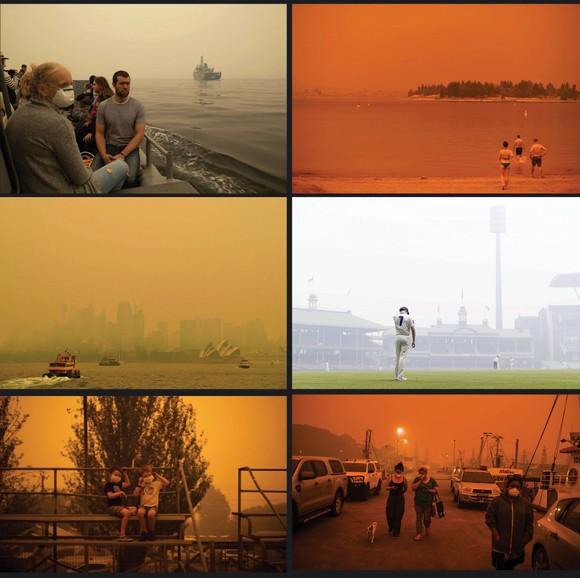 Australia 'oằn lưng' chống chọi thảm họa cháy rừng ảnh 5