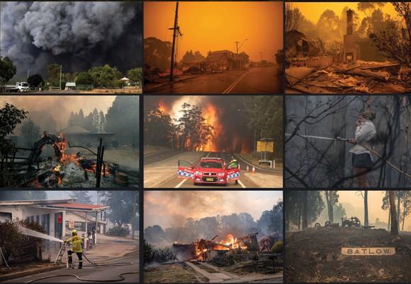 Australia 'oằn lưng' chống chọi thảm họa cháy rừng ảnh 7