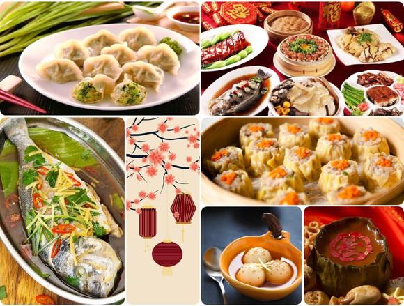 Những món ăn ngày tết cổ truyền của các nước ảnh 11