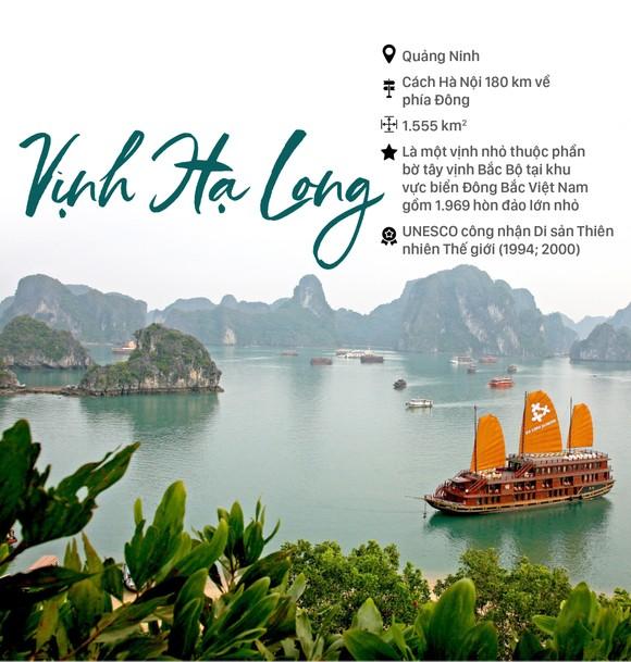 8 di sản thế giới tại Việt Nam hút khách du lịch ảnh 2