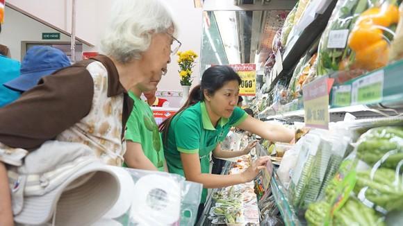Hàng nông sản sạch được người tiêu dùng ưa chuộng