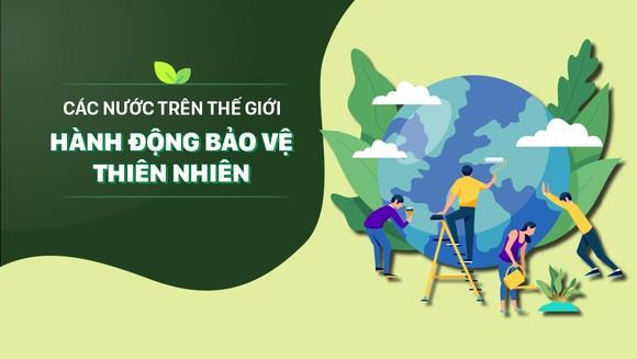 Các nước trên thế giới hành động bảo vệ thiên nhiên