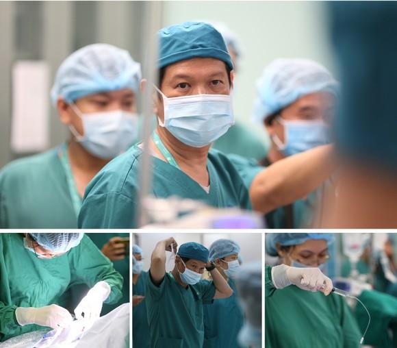 Hành trình của cặp song sinh dính liền hiếm gặp nhất Việt Nam Diệu Nhi - Trúc Nhi ảnh 8