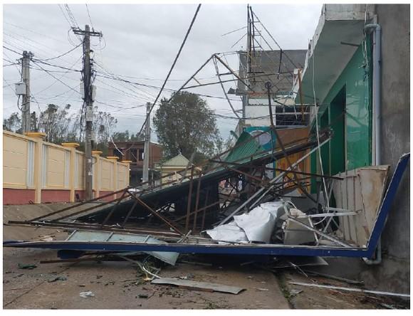 Những cơn bão lớn đổ bộ Việt Nam trong 20 năm qua ảnh 4