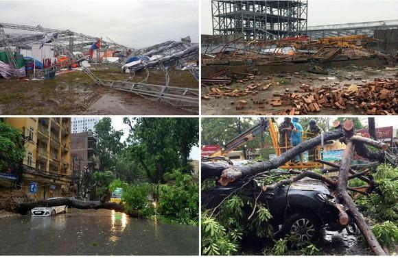 Những cơn bão lớn đổ bộ Việt Nam trong 20 năm qua ảnh 10