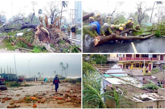 Những cơn bão lớn đổ bộ Việt Nam trong 20 năm qua ảnh 14