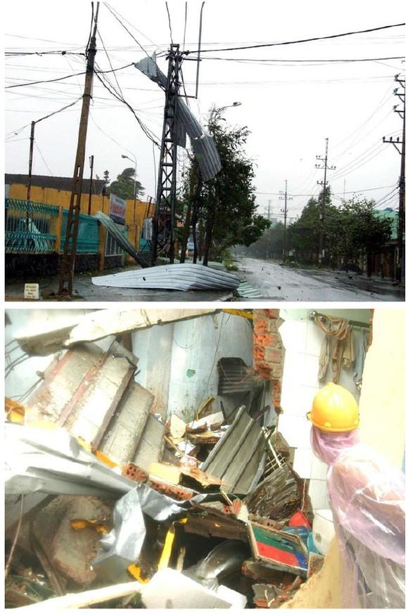 Những cơn bão lớn đổ bộ Việt Nam trong 20 năm qua ảnh 22
