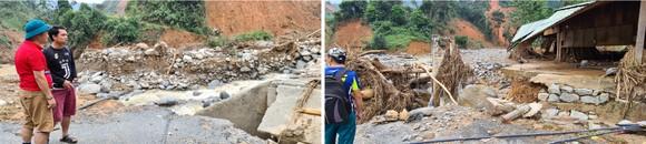 Phước Lộc tan hoang sau bão ảnh 10