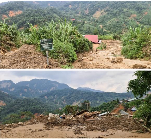 Phước Lộc tan hoang sau bão ảnh 4