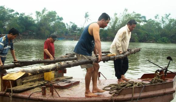 Cả làng cùng dựng cầu đón tết ảnh 8