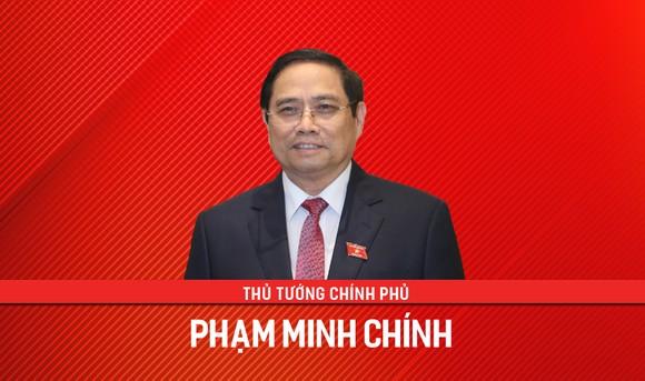 Tân Thủ tướng Chính phủ Phạm Minh Chính