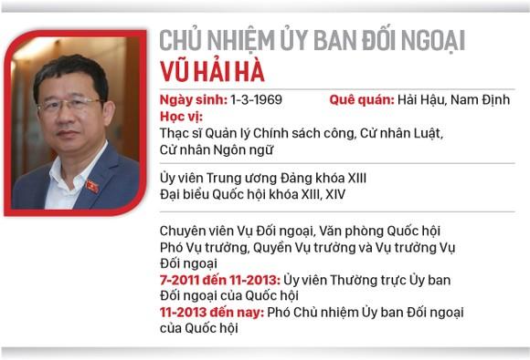 Đồng chí Bùi Văn Cường làm Tổng Thư ký Quốc hội ảnh 5