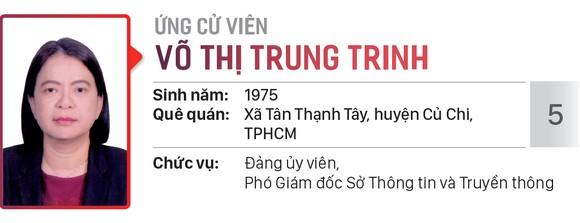 Danh sách chính thức những người ứng cử đại biểu HĐND TPHCM khóa X, nhiệm kỳ 2021 - 2026 - Đơn vị bầu cử số: 19, 20 (quận Gò Vấp) ảnh 12
