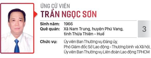 Danh sách chính thức những người ứng cử đại biểu HĐND TPHCM khóa X, nhiệm kỳ 2021 - 2026 - Đơn vị bầu cử số: 32 (huyện Nhà Bè)  ảnh 4
