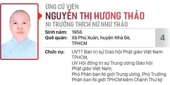 Danh sách chính thức những người ứng cử đại biểu HĐND TPHCM khóa X, nhiệm kỳ 2021 - 2026 - Đơn vị bầu cử số: 32 (huyện Nhà Bè)  ảnh 5