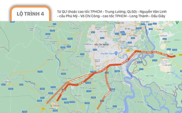 Phân luồng giao thông các phương tiện lưu thông quá cảnh TPHCM ảnh 8