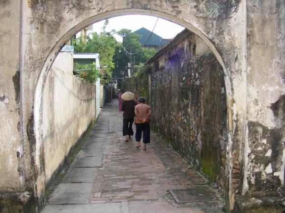 Nét độc đáo làng cổ Đông Sơn  ảnh 12